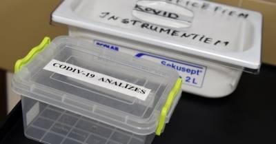 За прошедшие сутки выявлены 919 новых случаев Covid-19, скончались 16 человек