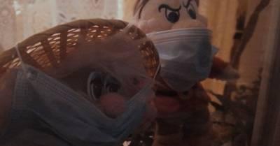 На прошлой неделе значительно увеличилось число заразившихся Covid-19 дома