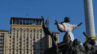 В Киеве прошла акция протеста журналистов закрытых телеканалов