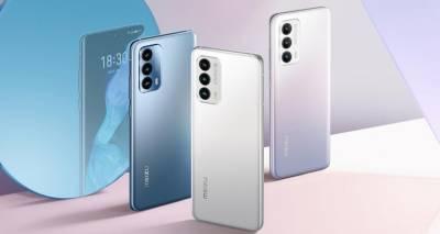 Meizu 18 и Meizu 18 Pro получили дисплей на 120 Гц и топовый процессор