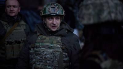 Песков заявил о бесполезности Зеленского в рамках минского процесса