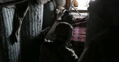 Боевики бьют из запрещенного вооружения: в течение суток семь раз нарушили режим прекращения огня