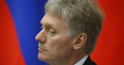 При Зеленском не удалось продвинуться в реализации Минских соглашений — Кремль