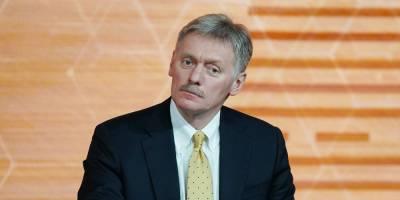 Песков: при Зеленском никакого прогресса по Донбассу не произошло