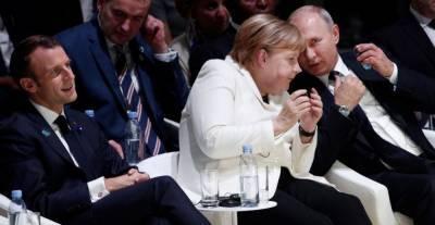 Решат судьбу Украины без Украины – в Киеве встревожены европейскими планами Путина