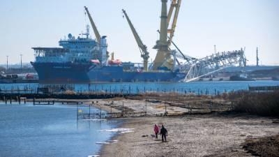 Украина и Польша разрабатывают план против «Северного потока-2»