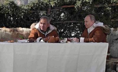 The Washington Post (США): Путин надувает щеки, замахивается на Байдена