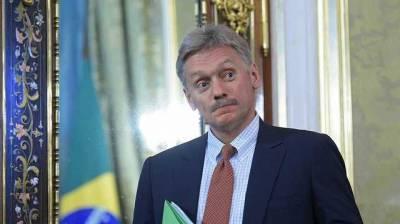 При президенте Зеленском не удалось продвинуться ни на йоту в реализации как минских, так и нормандских договоренностей, - Песков