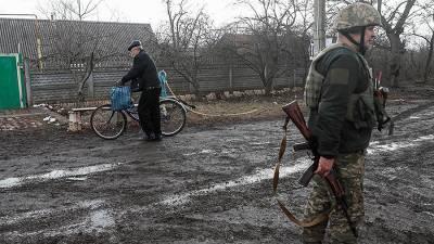 Песков назвал минские соглашения единственной базой для урегулирования в Донбассе