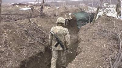 По-военному прямо: Украина заявила о готовности решать проблемы силой