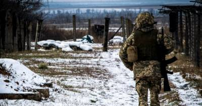 В течение суток боевики восемь раз нарушили режим прекращения огня — ООС