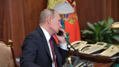 В офисе Зеленского дали оценку переговорам Путина с Макроном и Меркель