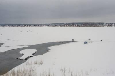 Границы возможного подтопления в паводок расширят в Томской области