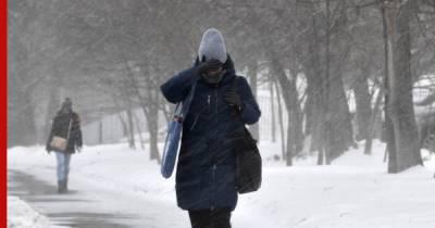 В Москве 4 марта ожидаются сильный ветер и гололедица