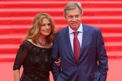 Стало известно, на какие жертвы пошла жена сенатора Алексея Пушкова ради семьи