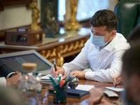 Зеленский подписал закон о восстановлении конкурсов на должности в госслужбе
