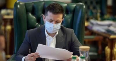Зеленский подписал закон о госслужбе, из-за которого Рада собиралась на внеочередное заседание