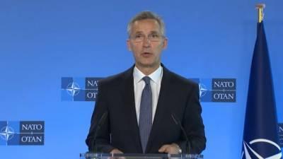 Столтенберг считает, что Крым не стал бы частью России, если бы Украина была в НАТО