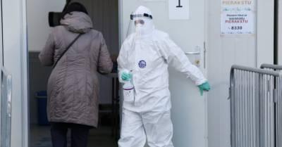 За сутки выявлены 646 новых случаев Covid-19, скончались 12 человек