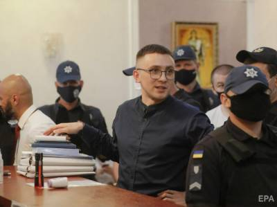 Представительство ЕС в Украине заявило, что наблюдает за делом Стерненко