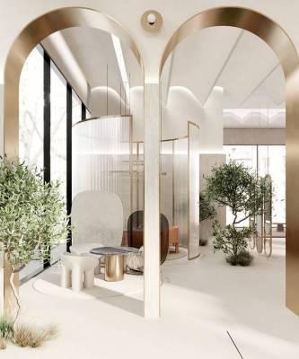 ANT Development представили жилой комплекс и арт-пространство Victory Park Residences