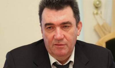 Данилов заявил, что за приговором Стерненко могут стоять заказчики