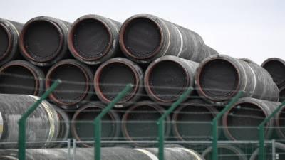 Офис Зеленского призвал США ввести санкции против «Северного потока — 2»