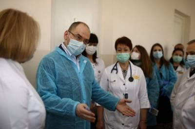 Степанов пообещал рядовым врачам зарплату от 23 тысяч гривен