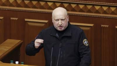 Турчинов поведал историю о Крыме и сотне тысяч гривен
