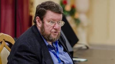 Сатановский тремя словами ответил на выпады Кравчука в адрес России