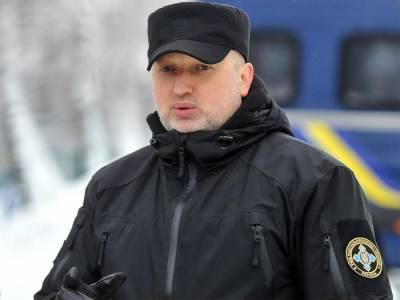 Турчинов назвал четыре фактора, которые способствовали оккупации Крыма Россией