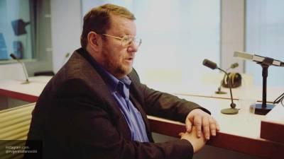 Сатановский объяснил «не детское хамство» Кравчука в сторону России