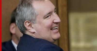"""Рогозин высмеял слова чиновника из Украины об """"очень сильном ударе"""" по России"""