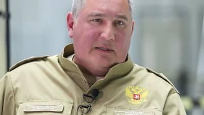 Рогозин ответил на слова советника главы МВД Украины о «сильном ударе» по России