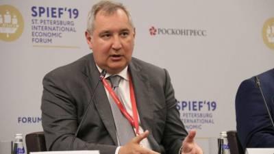 Рогозин поставил на место советника Авакова за нападки на Россию