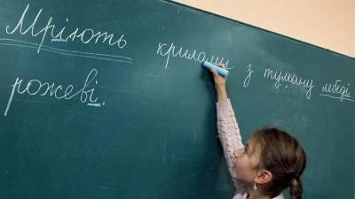 Зеленский назвал неактуальным языковой вопрос на Украине