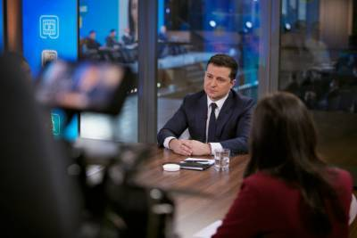 """Зеленский заявил о готовности встретиться с каждым лидером """"Нормандской четверки"""" отдельно"""