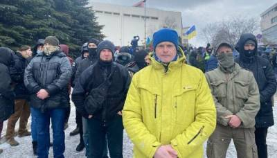 Ветераны АТО обратились к Зеленскому с жалобой на судью Чванкина