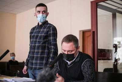 Под круглосуточный домашний арест отправили двоих участников погрома на Банковой