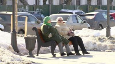 Пензенцам старше 65 лет продлили режим самоизоляции