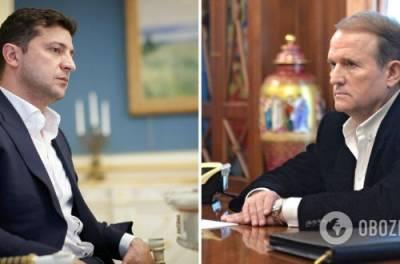 В СМИ слили тезисы для «слуг» о том, что говорить о добродетеле Зеленском и «олигархе» Медведчуке