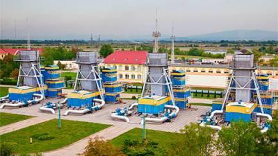 Украина входит в апрель с запасами в ПХГ чуть ниже 16 млрд куб. м