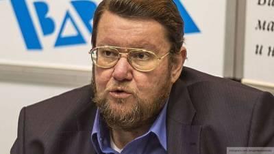 Сатановский призвал к жестким мерам против Зеленского