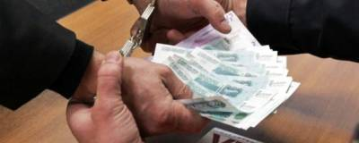 В Москве по делу о взятке в 12 млн рублей задержан налоговый инспектор