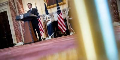 Войска РФ у границ с Украиной: госсекретарь США встретится с партнерами по НАТО в Брюсселе