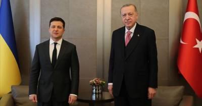 В Стамбуле Зеленский за закрытыми дверями проводит встречу с Эрдоганом