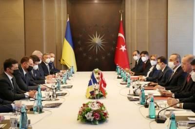 Эрдоган выступил за снижение напряженности на востоке Украины