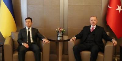 Эрдоган поддержал создание Крымской платформы