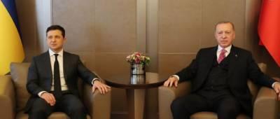 Встреча Зеленского с президентом Турции: обсудили обострение на востоке Украины, Крымскую платформу и двустороннее сотрудничество
