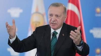 Эрдоган поддержал намерение Украины получить ПДЧ в НАТО